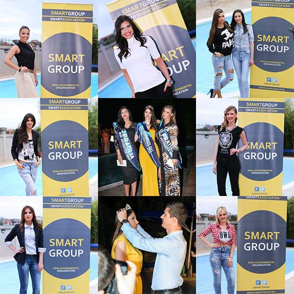 Miss Univerziteta Nis Smart Grupa