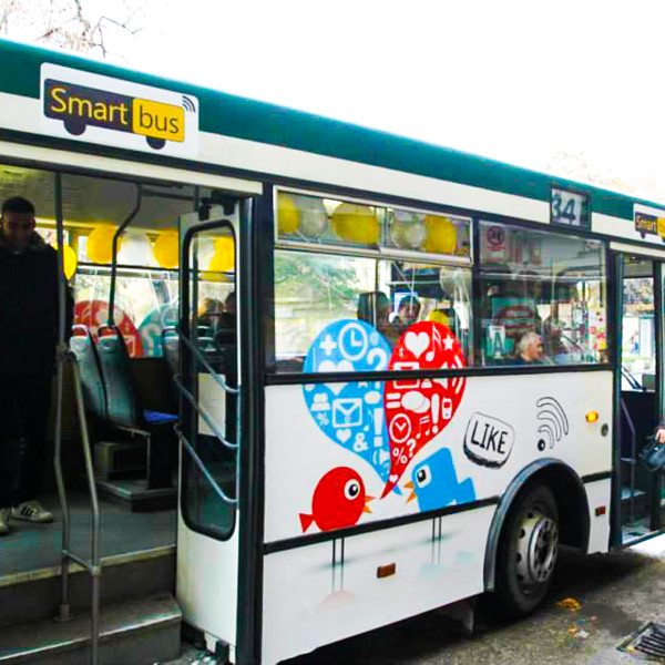 Smart Bus - Smart Grupa