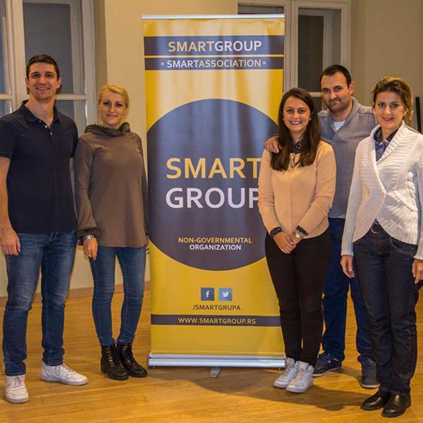 Tvoja prva zarada Smart Grupa 2017